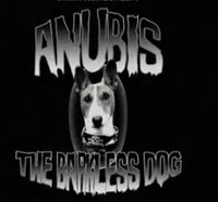 tombs - Anubis the Barkless Dog Fends Off Paranormal Activity