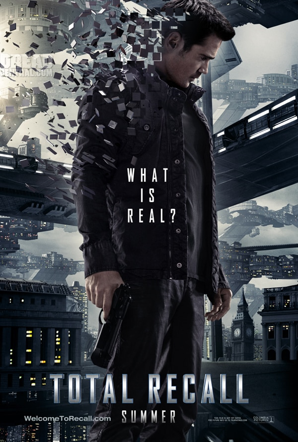 tros - New Total Recall Stills Show Off Nothing