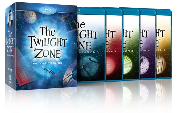 tzbox - The Ultimate Twilight Zone Collection Is on its Way!