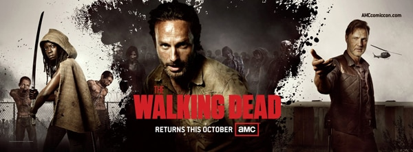 wdhrs - San Diego Comic-Con 2012: An Exclusive Chat with Walking Dead Showrunner Glen Mazzara