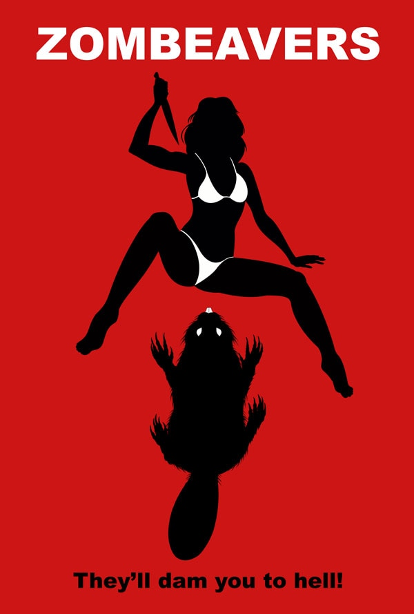zombeaversred - Eager to See the New Zombeavers Poster? Here It Is!