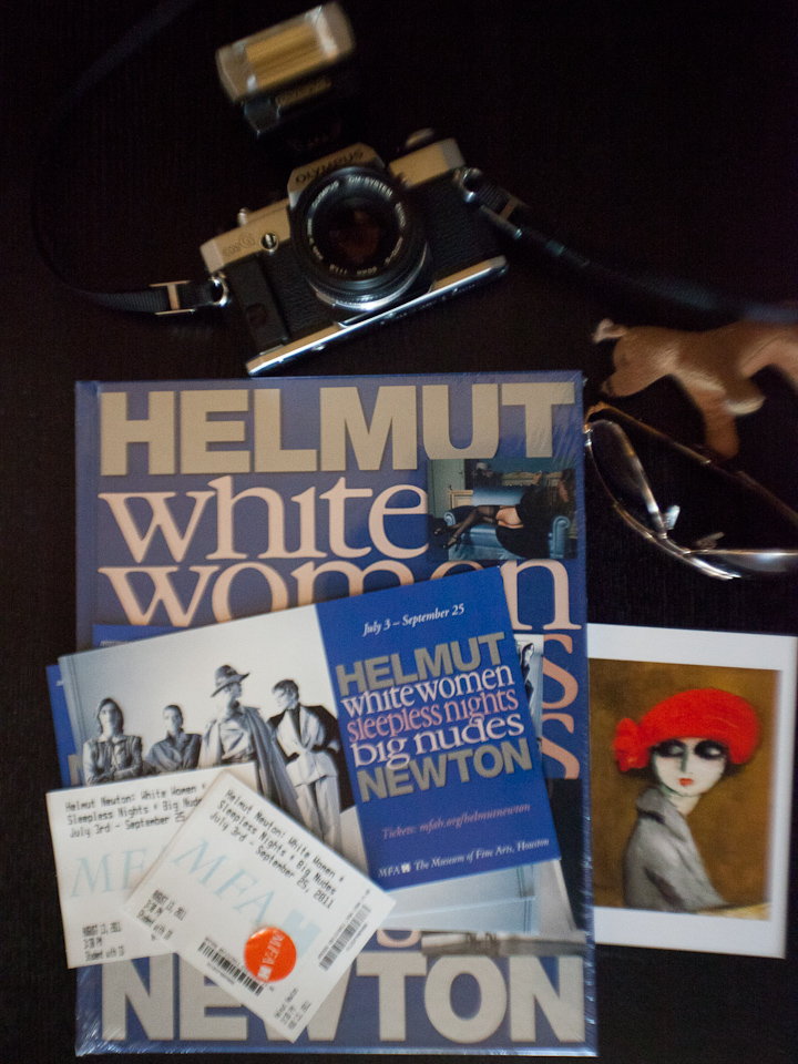 Helmut White woman Book Cover
