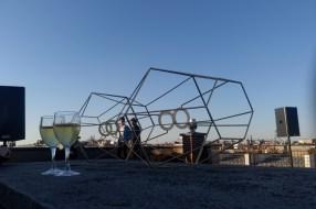 Presentation of Hugo Mata SS16, at the rooftop, Paris image by ©Akin Abayomi