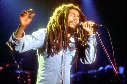 Bob Marley dreads