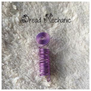 lilac dread coil