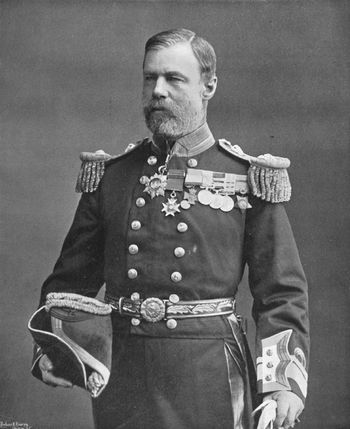 Arthur Knyvet Wilson Third Baronet  The Dreadnought Project