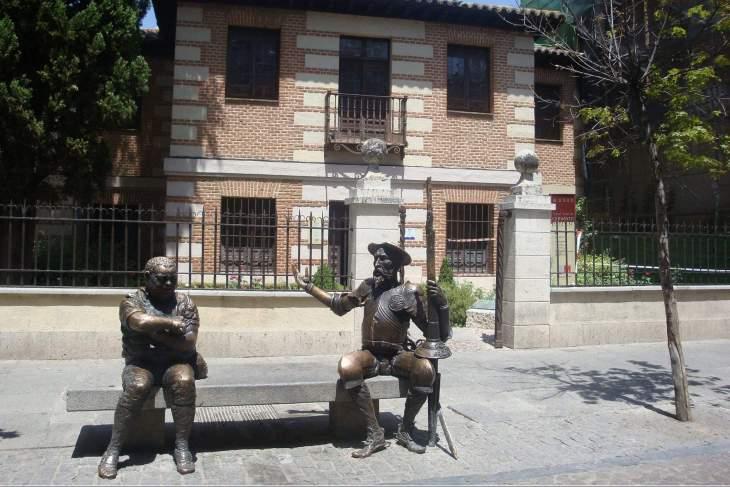 Museo casa natal de Cervantes - Dream Alcalá