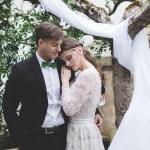 Kathy & Nico Boho Hochzeit