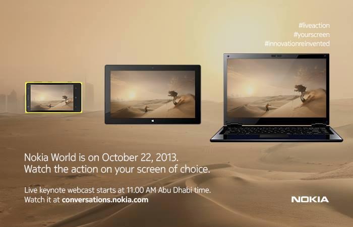 Nokia World