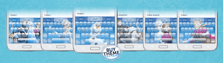SwiftKey_-_Frozen_theme_now_available