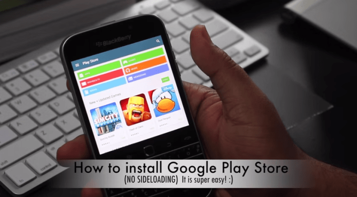 How_to_install_Google_Play_Store_for_BlackBerry_10__working_apk__-_YouTube