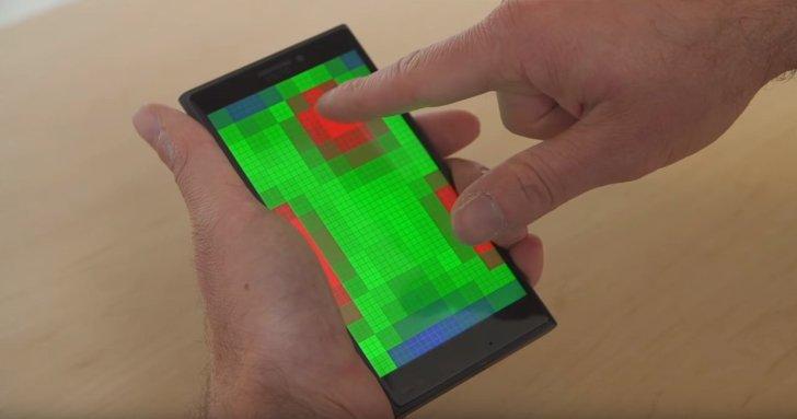 Pre-Touch sensing