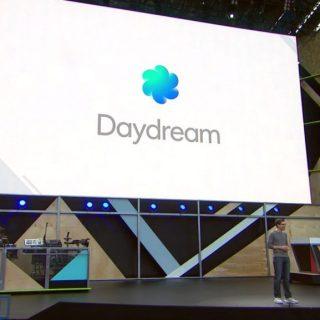 Google、スマートフォンを使ったVRプラットフォーム「Daydream」を発表