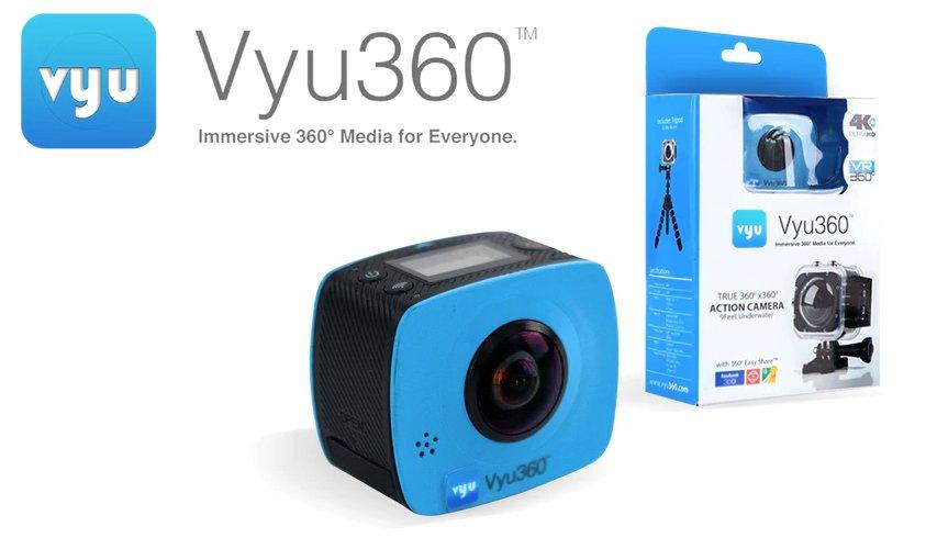 Vyu360 4K