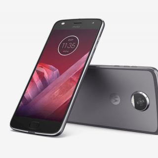 Moto Modsに対応した「moto Z2 Play」国内発表。薄くなりカメラを強化。6月29日発売で価格は53,800円