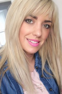 Sharelle, Nail Technician and Beauty Therapist at Dream:U, Bathgate