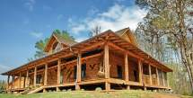Rustic House Plans with Wrap around Porches