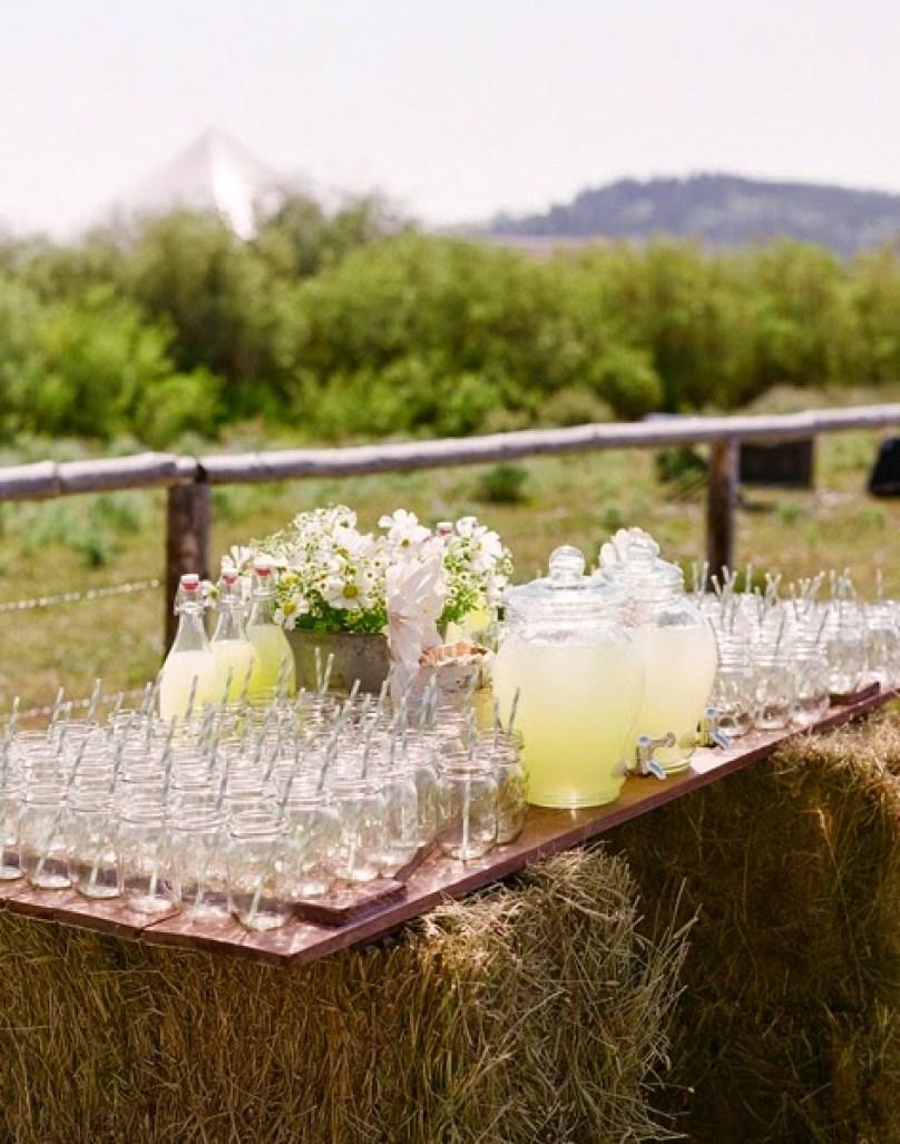puesto limonada boda