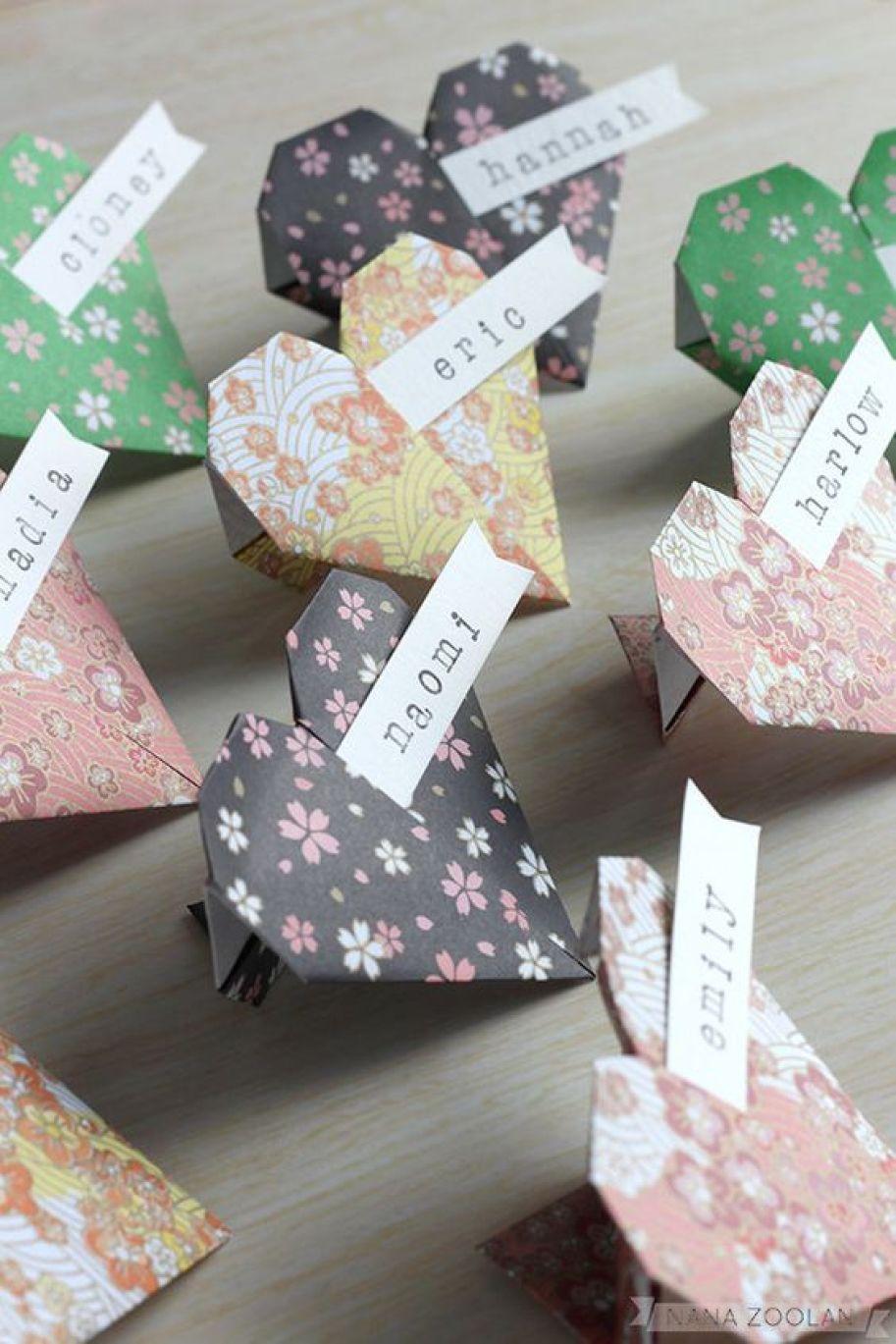 etsy-origami-corazones