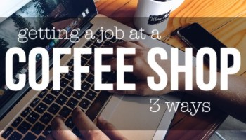 Interviewing to be a Barista - Dream|a|Latte