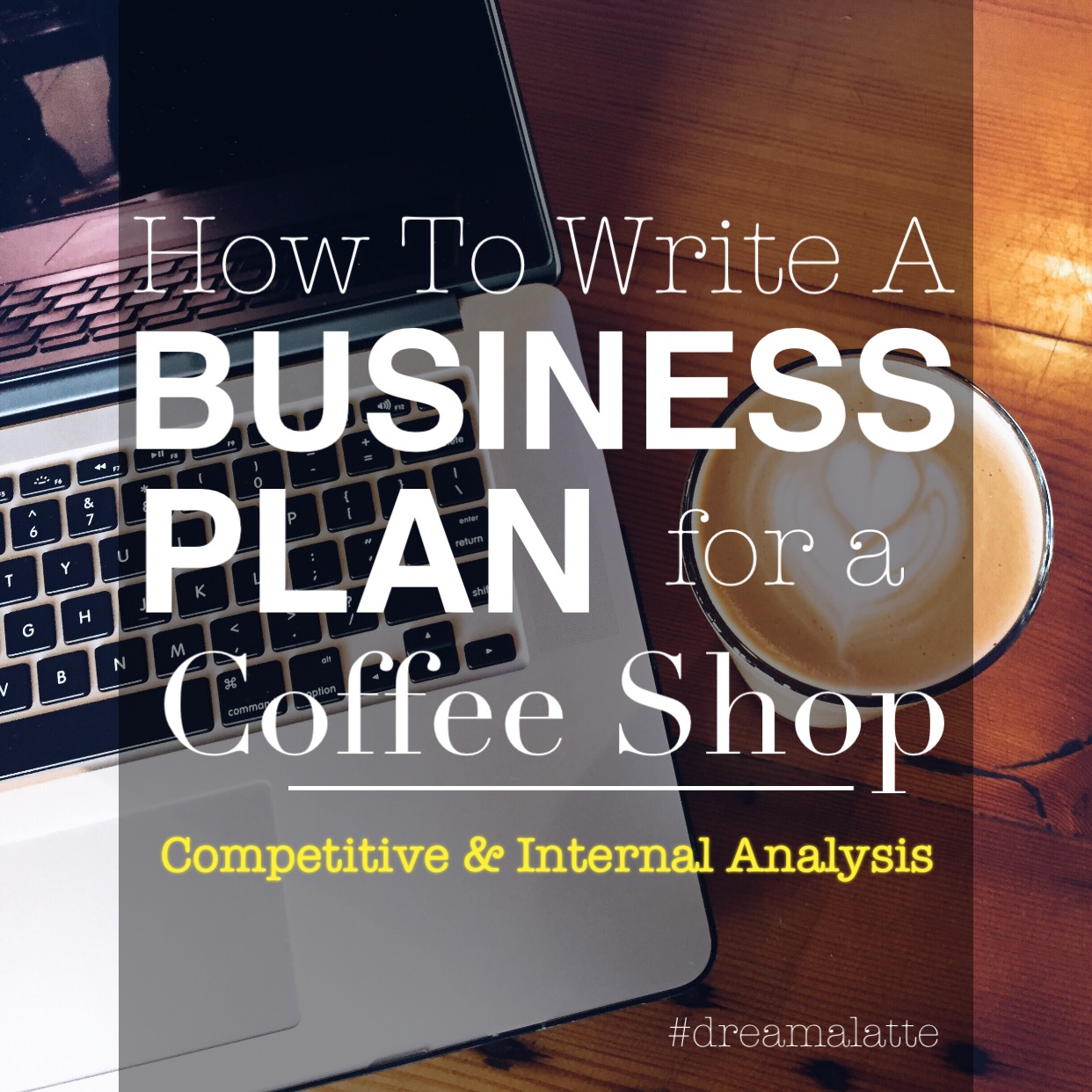 Coffee Shop Business Plan: Competitive Analysis - Dream a