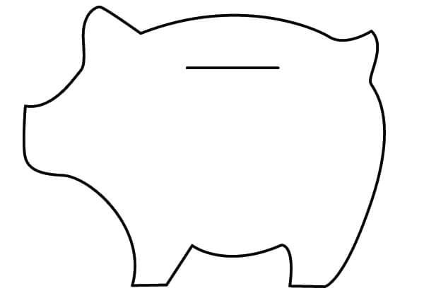 Felt Piggy Banks Tutorial ⋆ Dream a Little Bigger