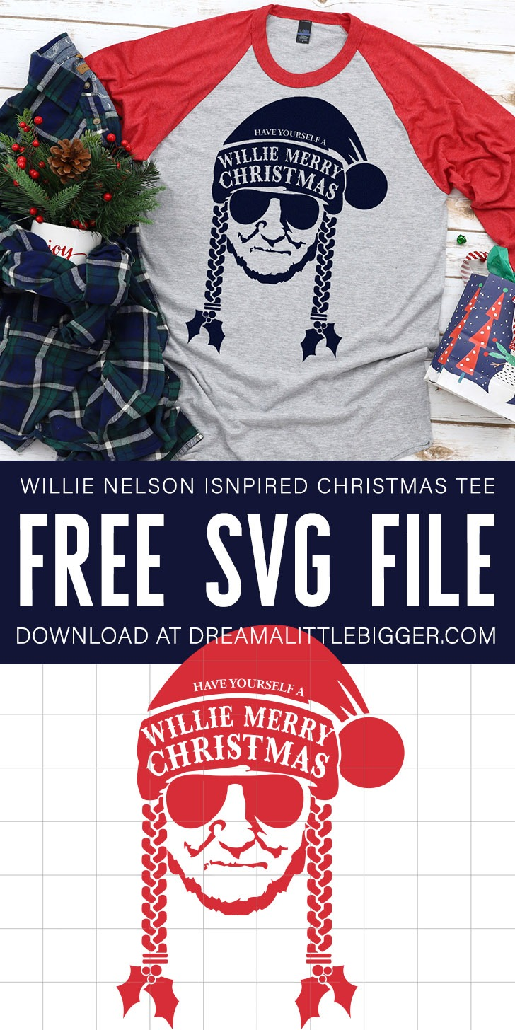 Download Have a Willie Merry Christmas - Free SVG File ⋆ Dream a ...