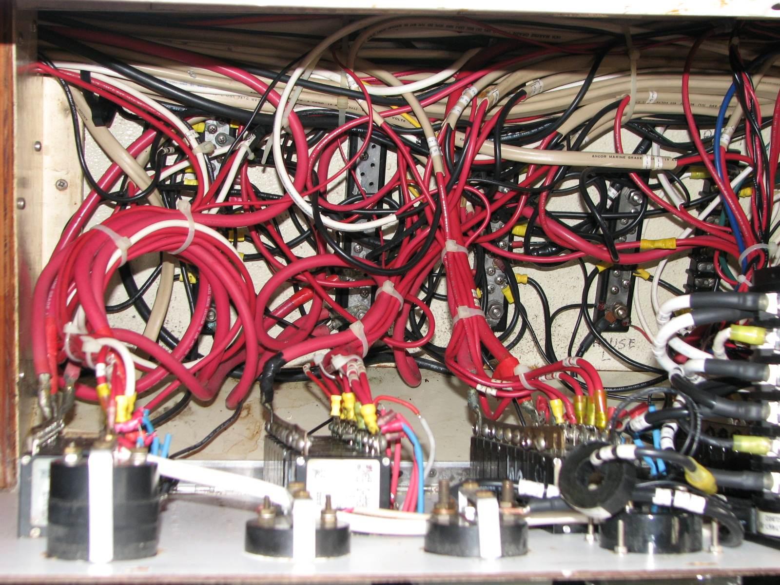 boat dc wiring diagram goodman heat pump defrost board electrical systems