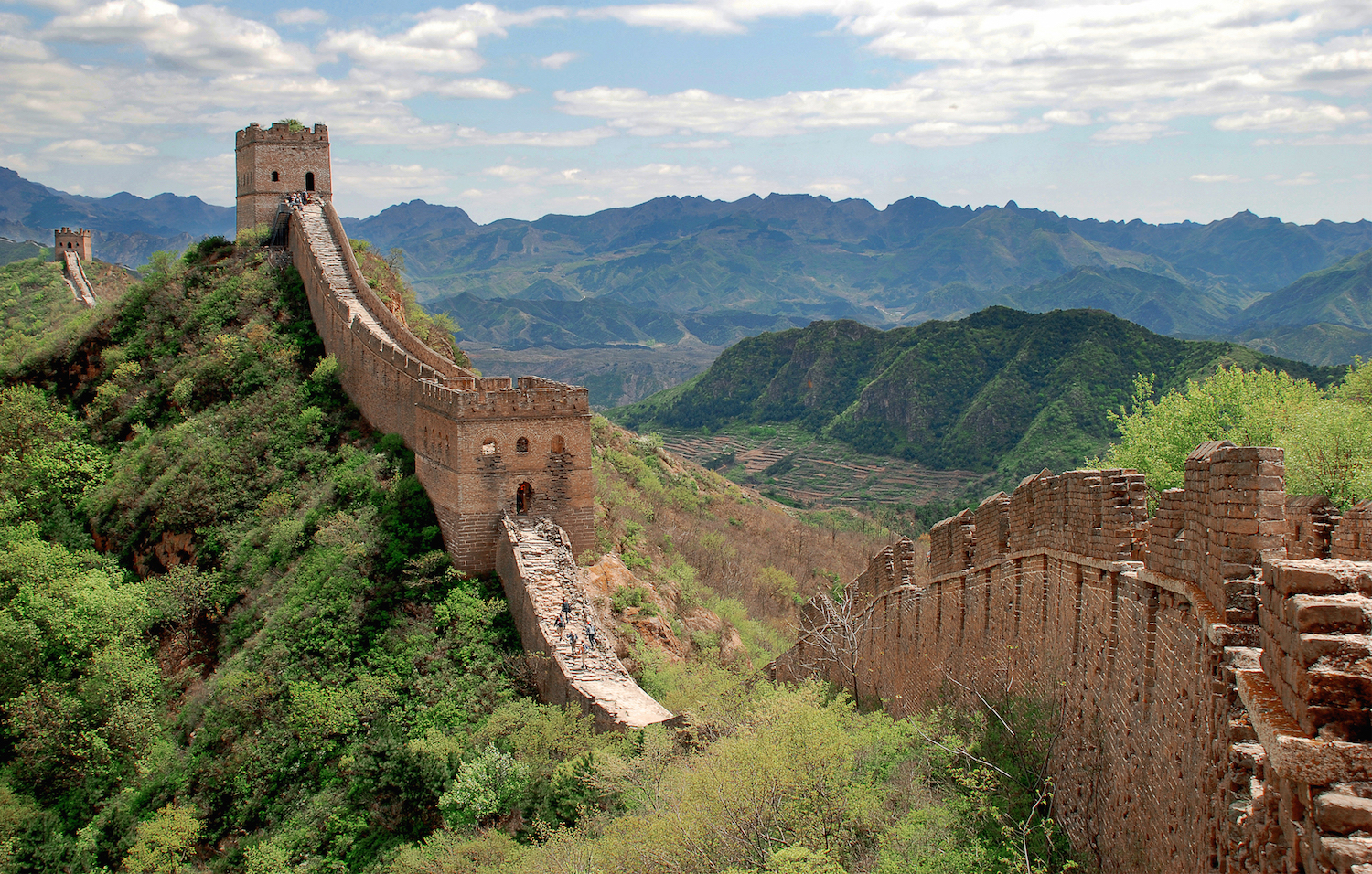 Great Wall Of China Dream Big Engineering Our World
