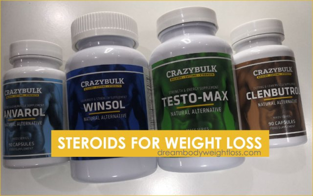 weight loss steroids