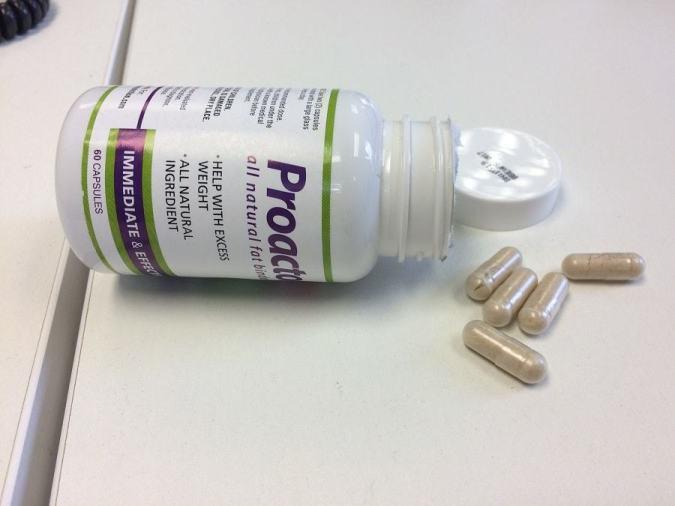 fat binder supplements