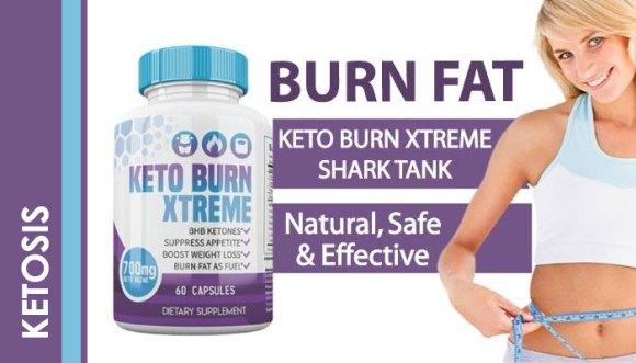 benefits of shark tank Keto Burn Xtreme supplements