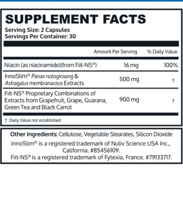 Panalean AMPK weight loss formula