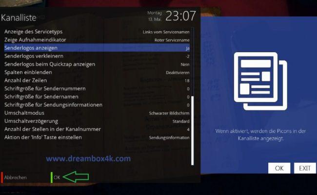Tuto Installieren Picons Auf Openatv Dreambox4k