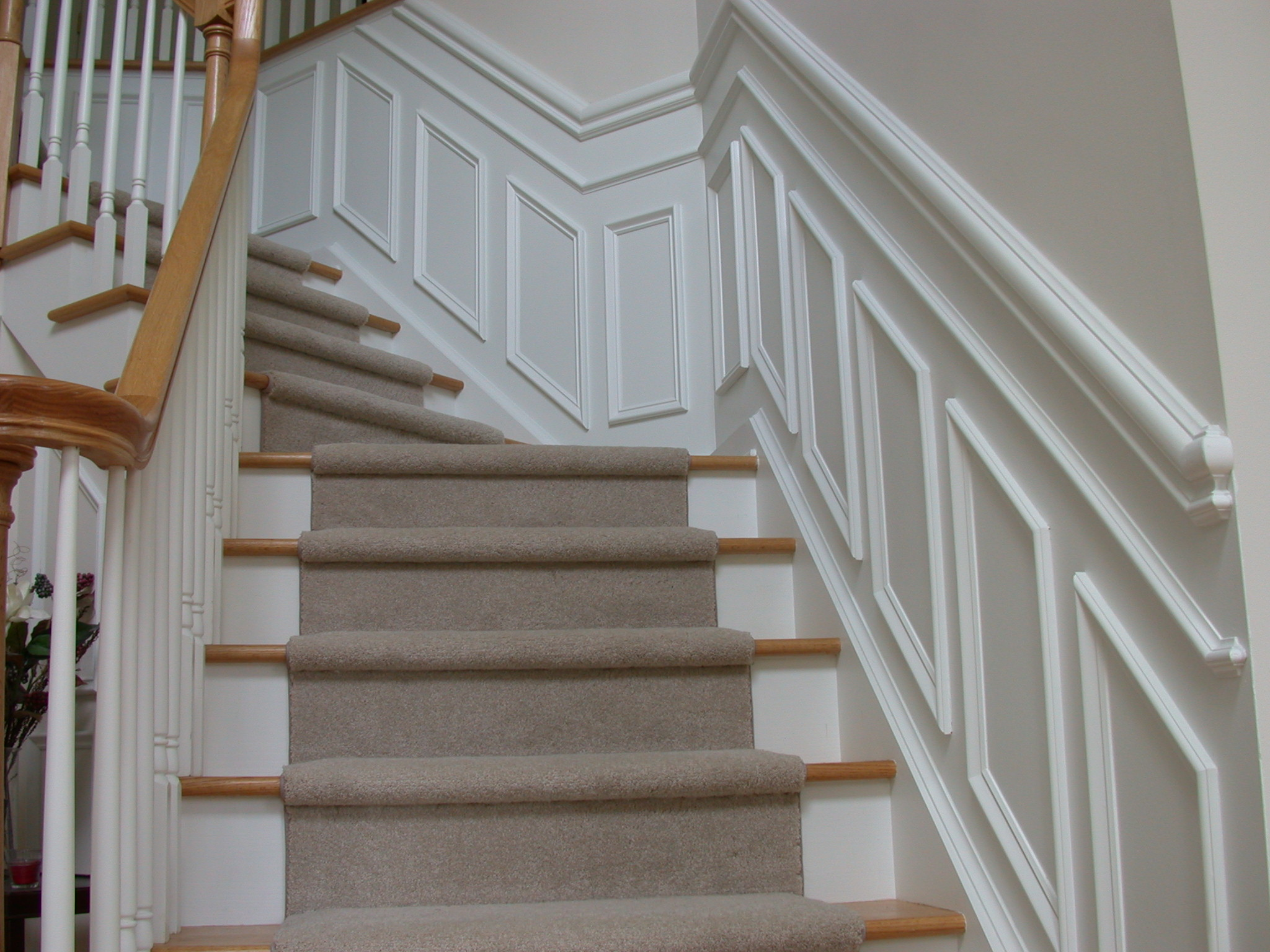 Stair Moulding Ideas