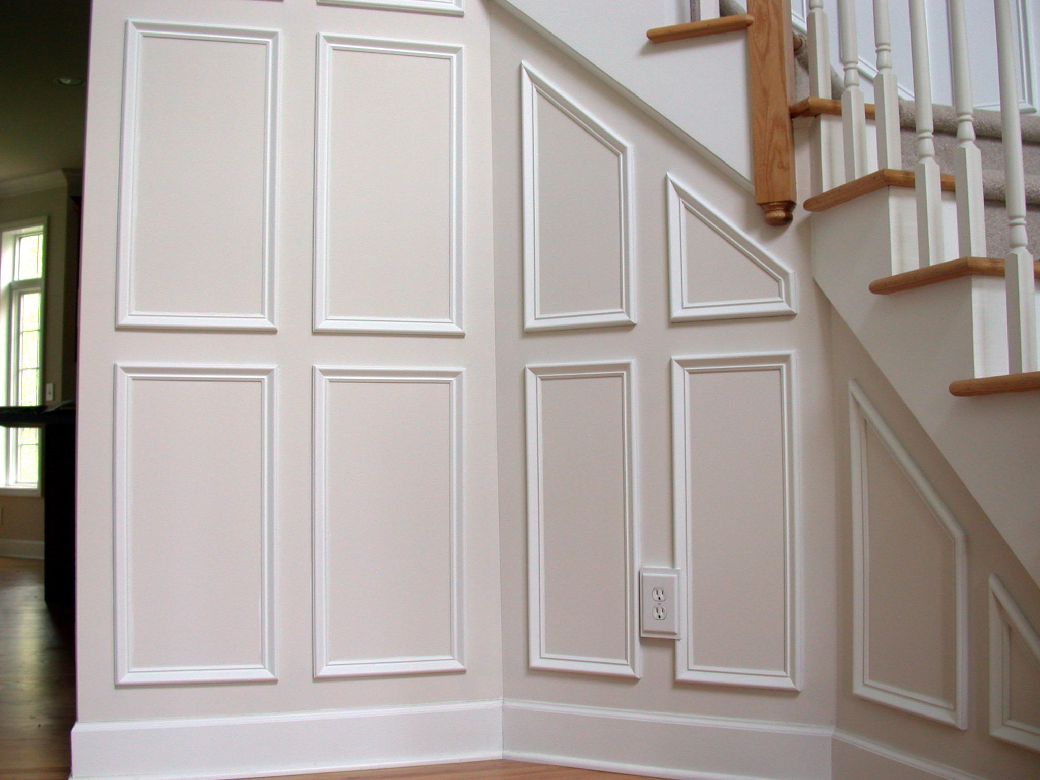 Wall Trim Molding Ideas