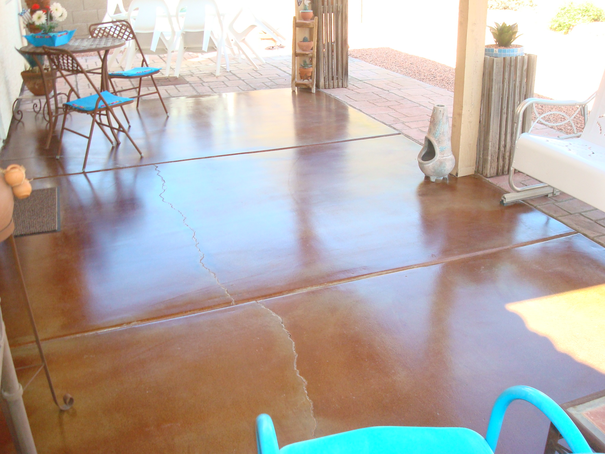 Epoxy Patio Coating