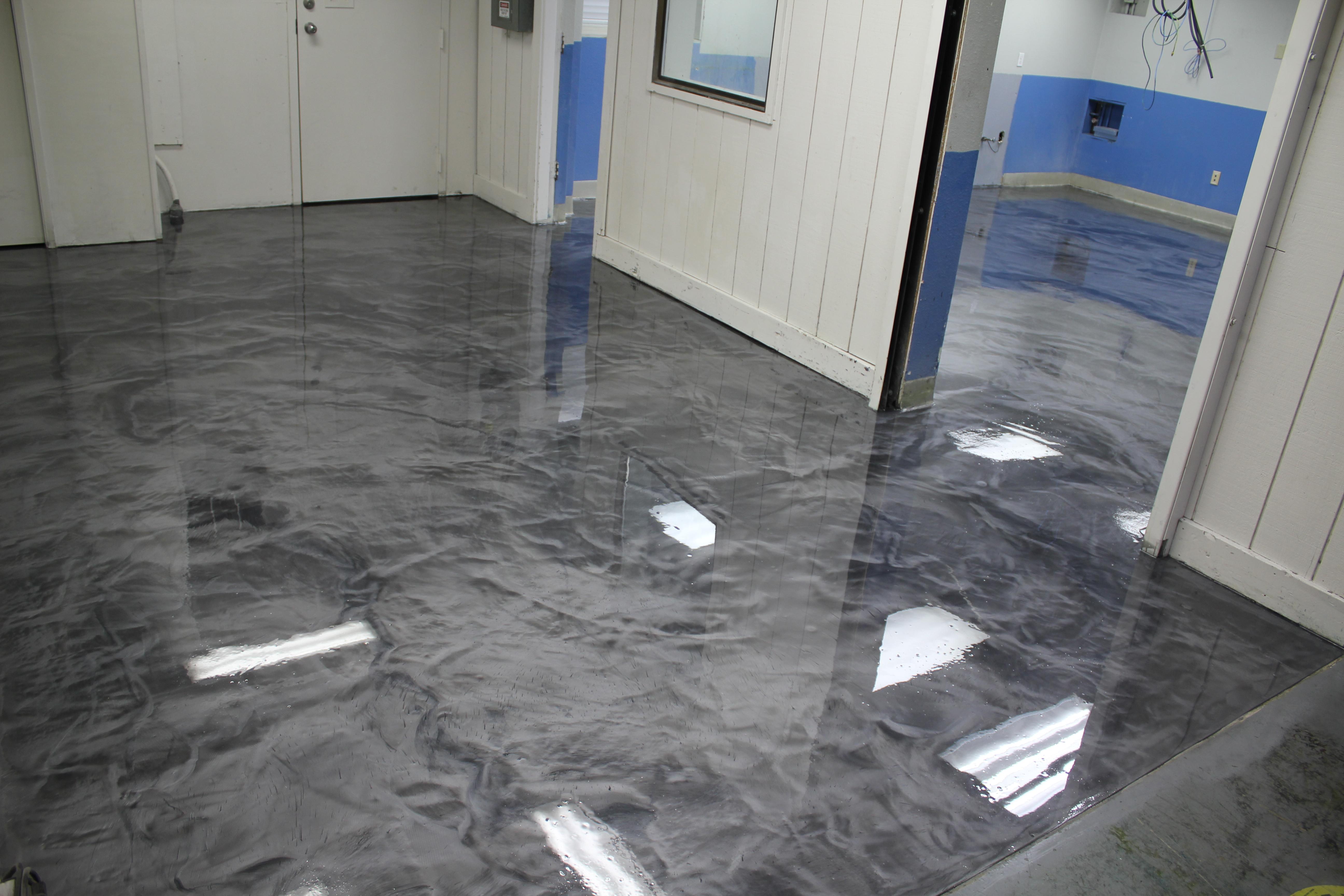 Metallic Epoxy Floor Coatings Q  A  Dreamcoat Flooring