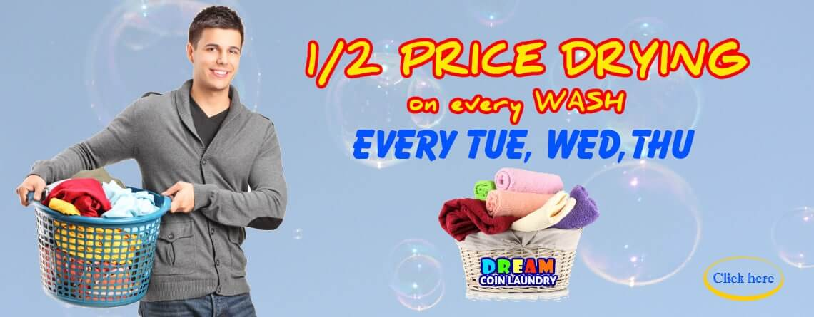 Coin Laundry in Mississauga ON