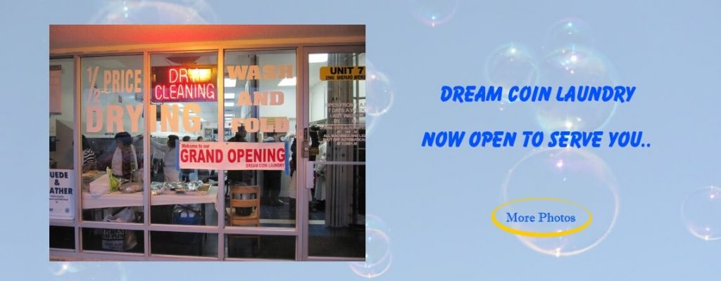 Dream Coin Laundry Mississauga ON
