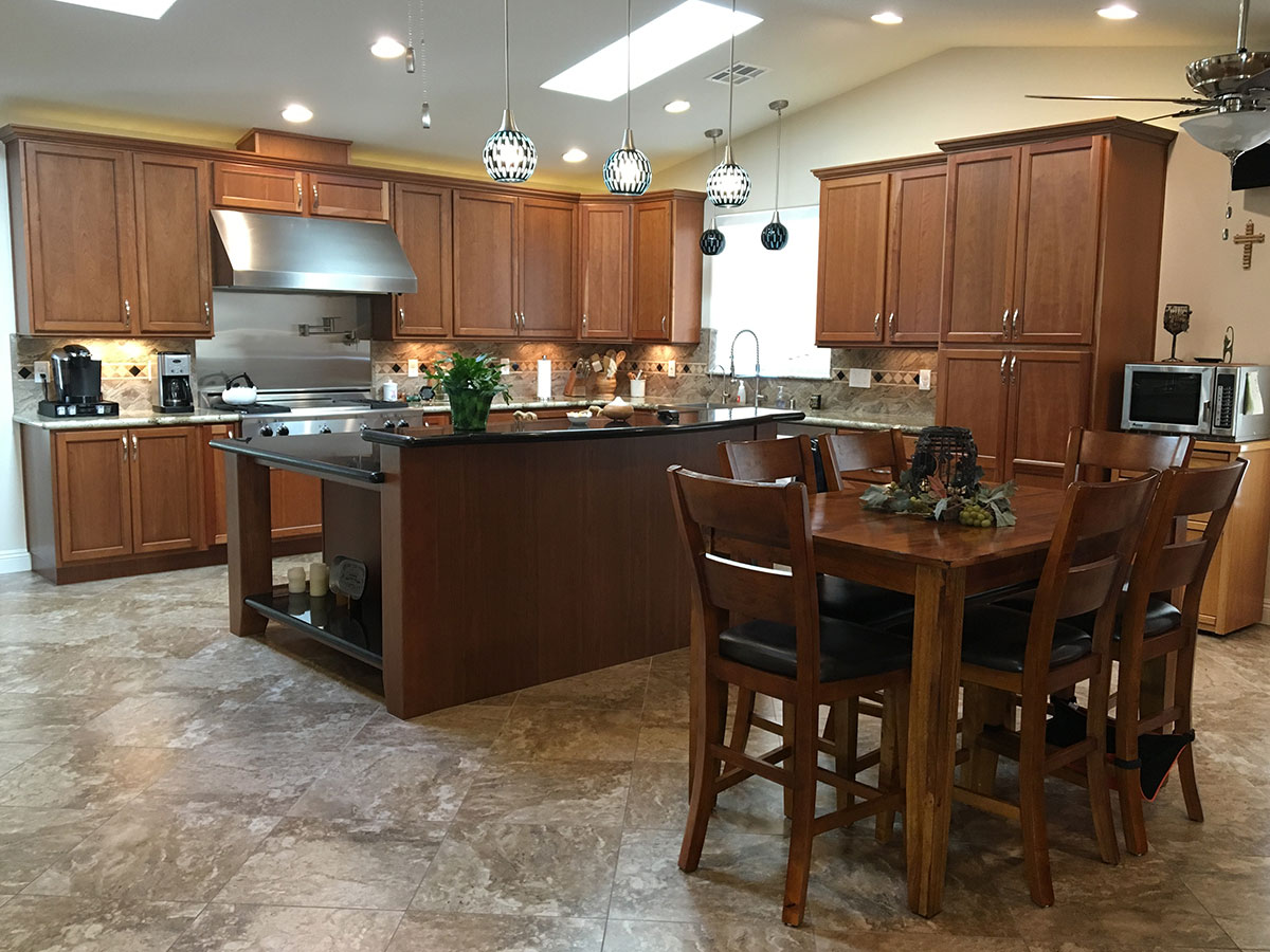 kitchen remodel las vegas microwave cart remodeling dream construction new