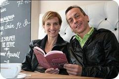 Judith Wyrsch-Koepfli und Stefan Sägesser