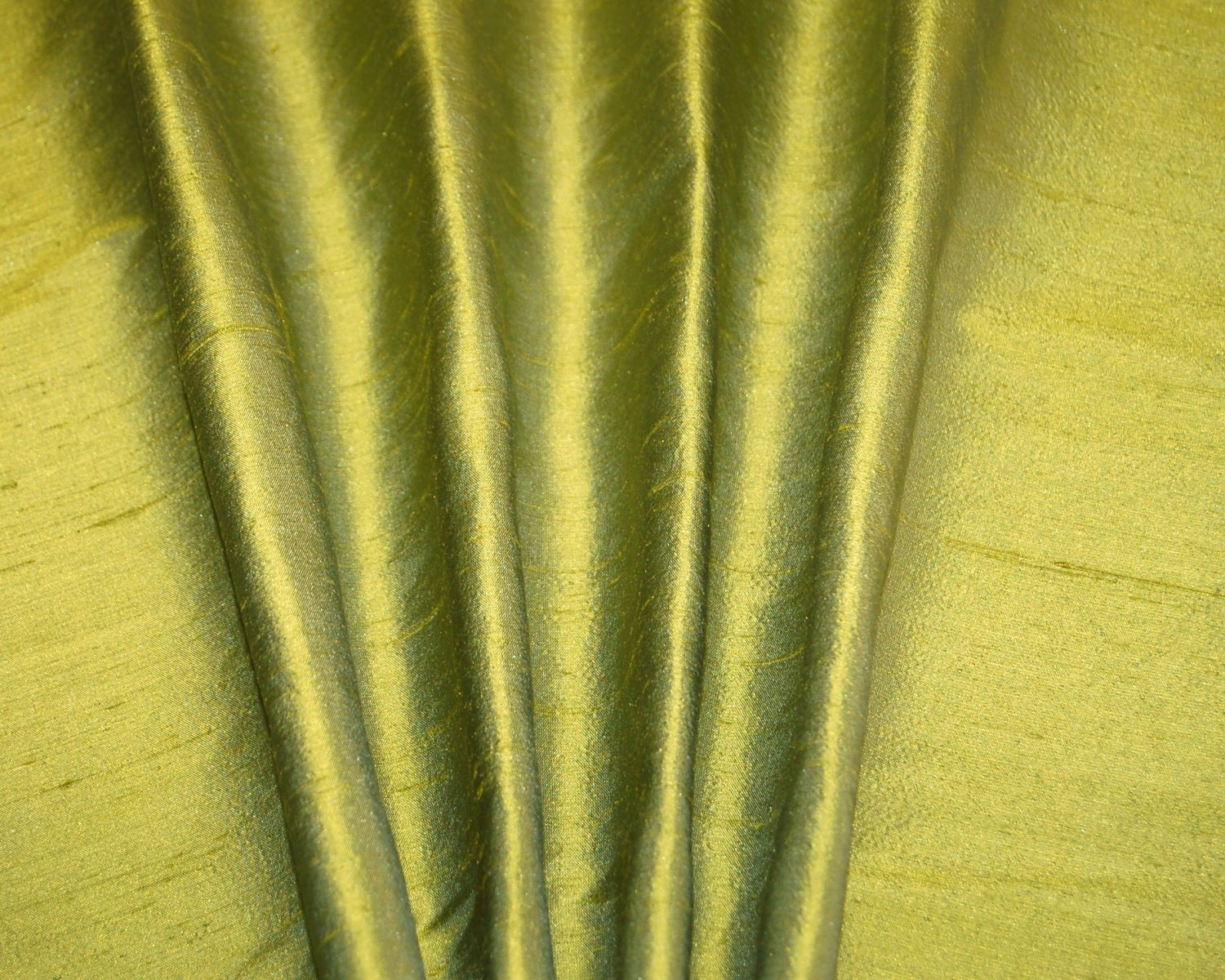 Green Dupioni Silk Curtains Drapes and Shades  Custom