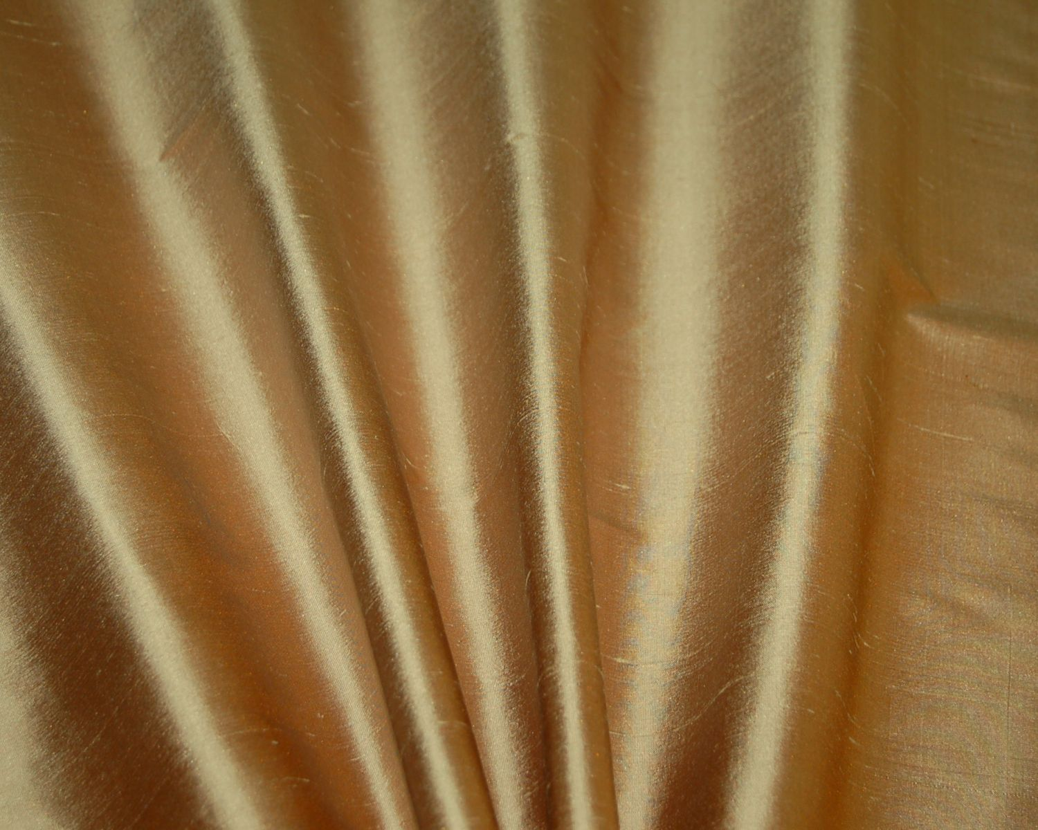 Gold Dupioni Silk Curtains Drapes and Shades  Custom Made