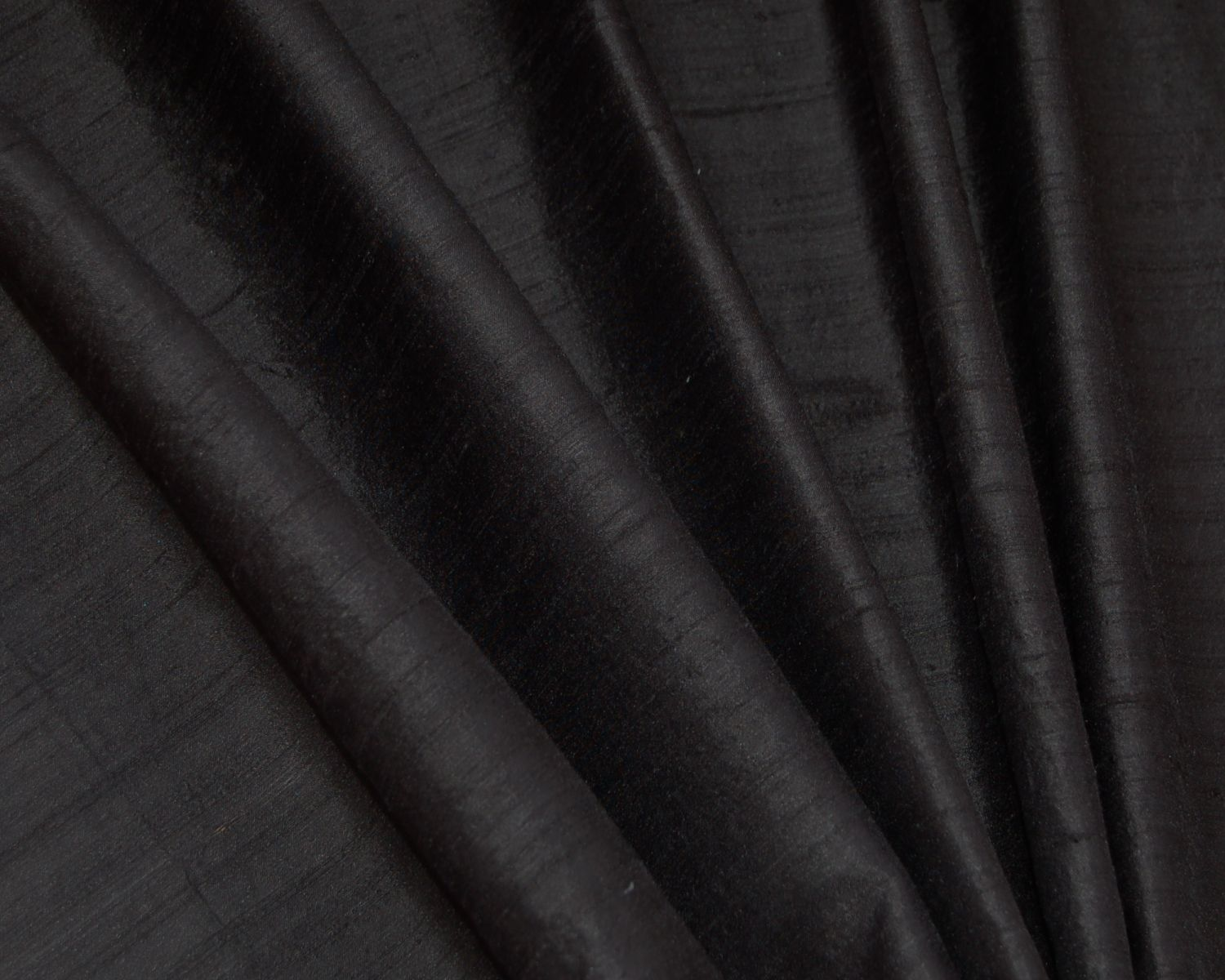 Black Silk Dupioni Drapes And Curtains DreamDrapes Com
