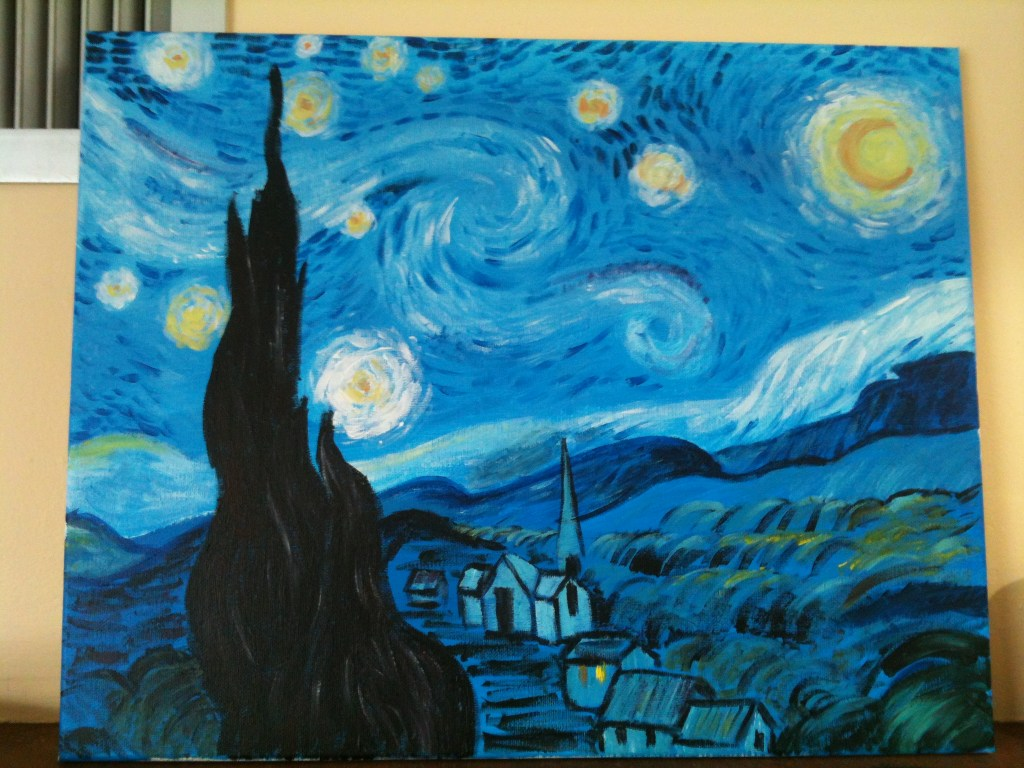Kendal's Starry Night