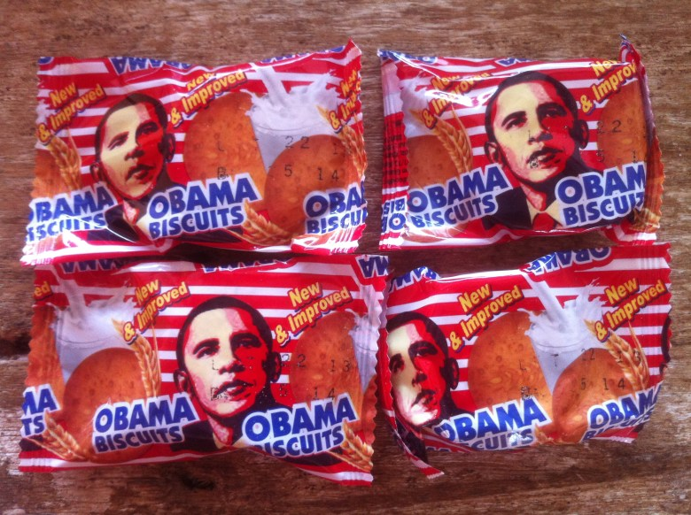 Obama biscuits. Yes they can.