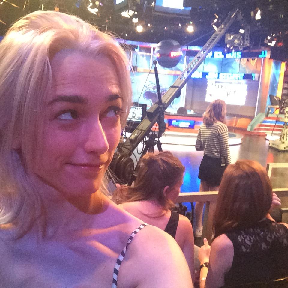 Awkward Selfie Proof!