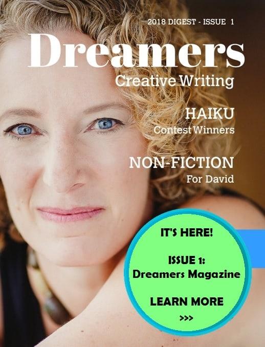 Dreamers Magazine Ad