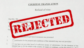 Sample Appeal Letter for Schengen Visa Refusal | Dream Euro Trip